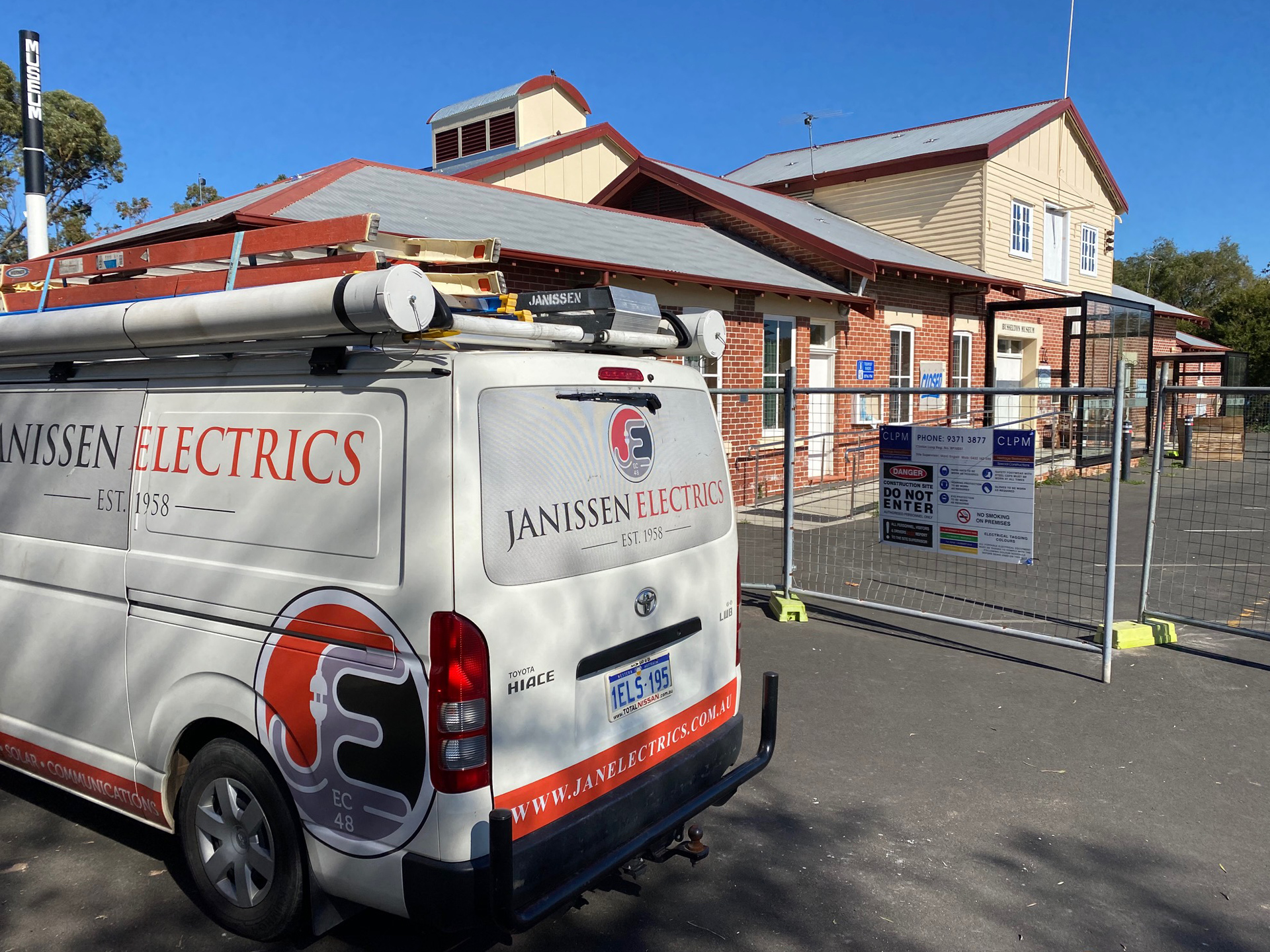 Janissen Electrics TheOld Butter Factory Busselton